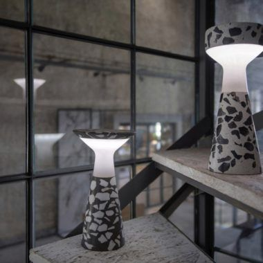 Lampa LucerA (Y) black and (P) white img