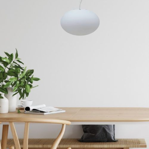 Cph Lighting Eggy Pop Pendant table and chair