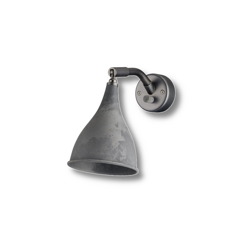 Norr11 Le Six wall lamp grey