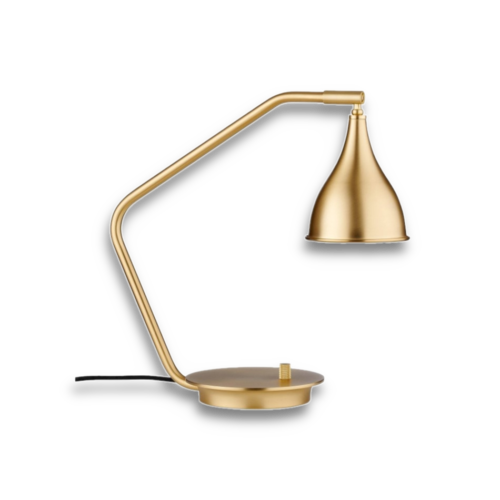 Norr11 Le Six table lamp brass2