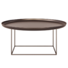 Norr11 Duke coffee table large bronze