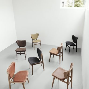 Norr11 Elephant chair leather img