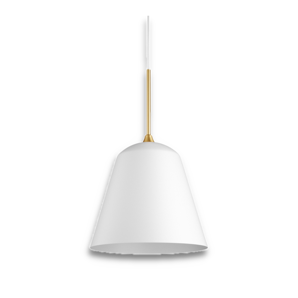Norr11 Line Two pendant lamp white