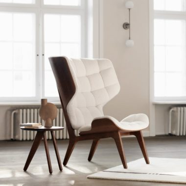 Norr11 Mammoth Chair wool img