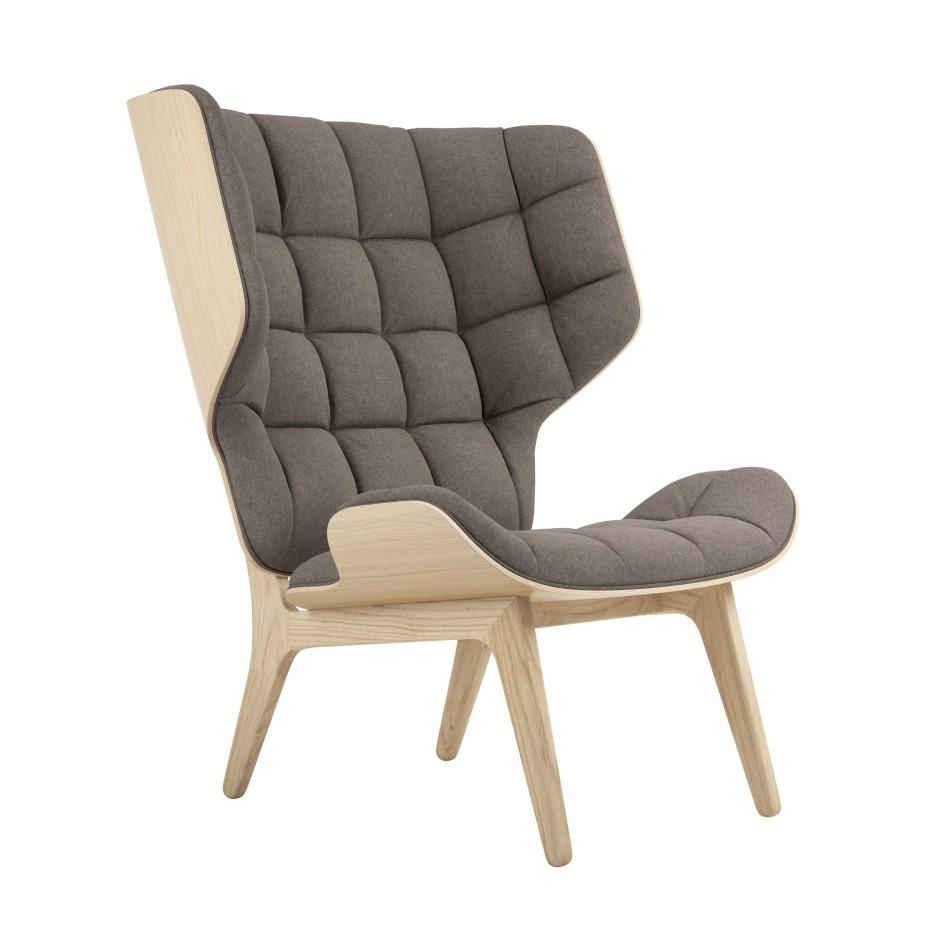Mammoth Chair Nature Wool Fawn 03
