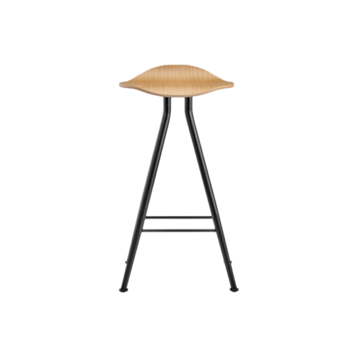 Norr11 Barfly Black Low Nature Seat