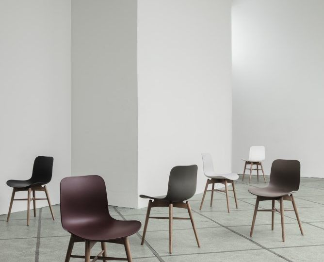 Norr11 Langue chair wood img