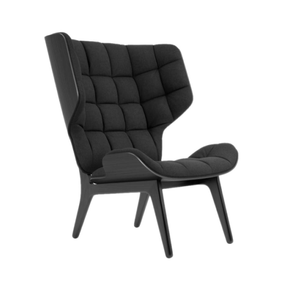 Fotel Mammoth Chair with wool od Norr11