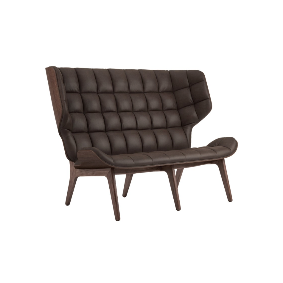 Sofa Mammoth with leather od Norr11