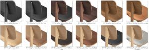 Norr11 Ny11 chair colors