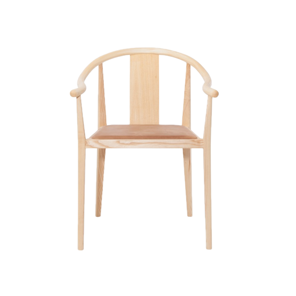 Norr11 Krzesło Shanghai Dining Chair Nature Dunes Camels