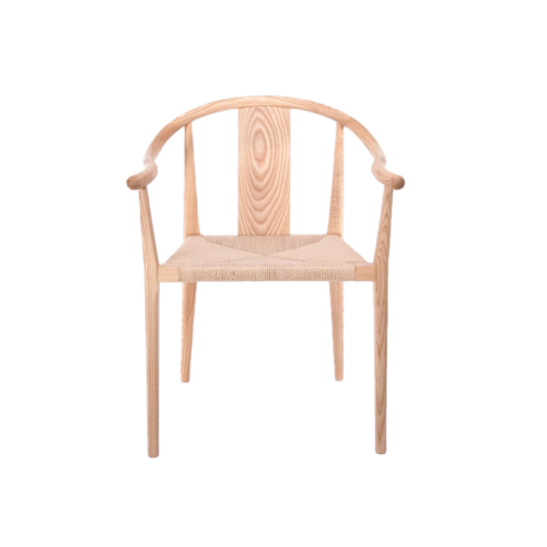 Norr11 Krzesło Shanghai chair Dining Chair Nature Papercord Natures